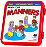 Lauri Photo Language Cards - Mind Your Manners