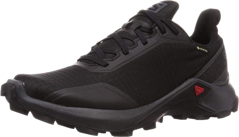 Salomon ALPHACROSS GTX W, Zapatillas de Trail Running para Mujer ...