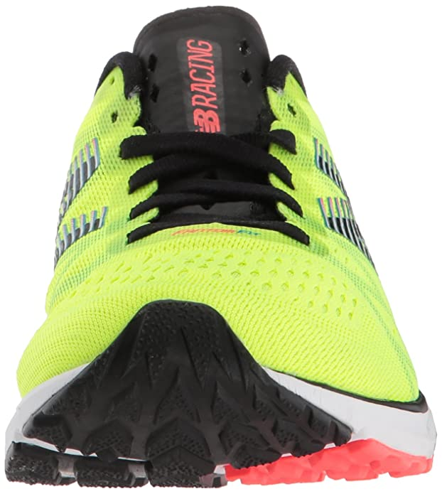 New Balance Women's 1500v4 Running Shoe hi liteBlack 75 D US