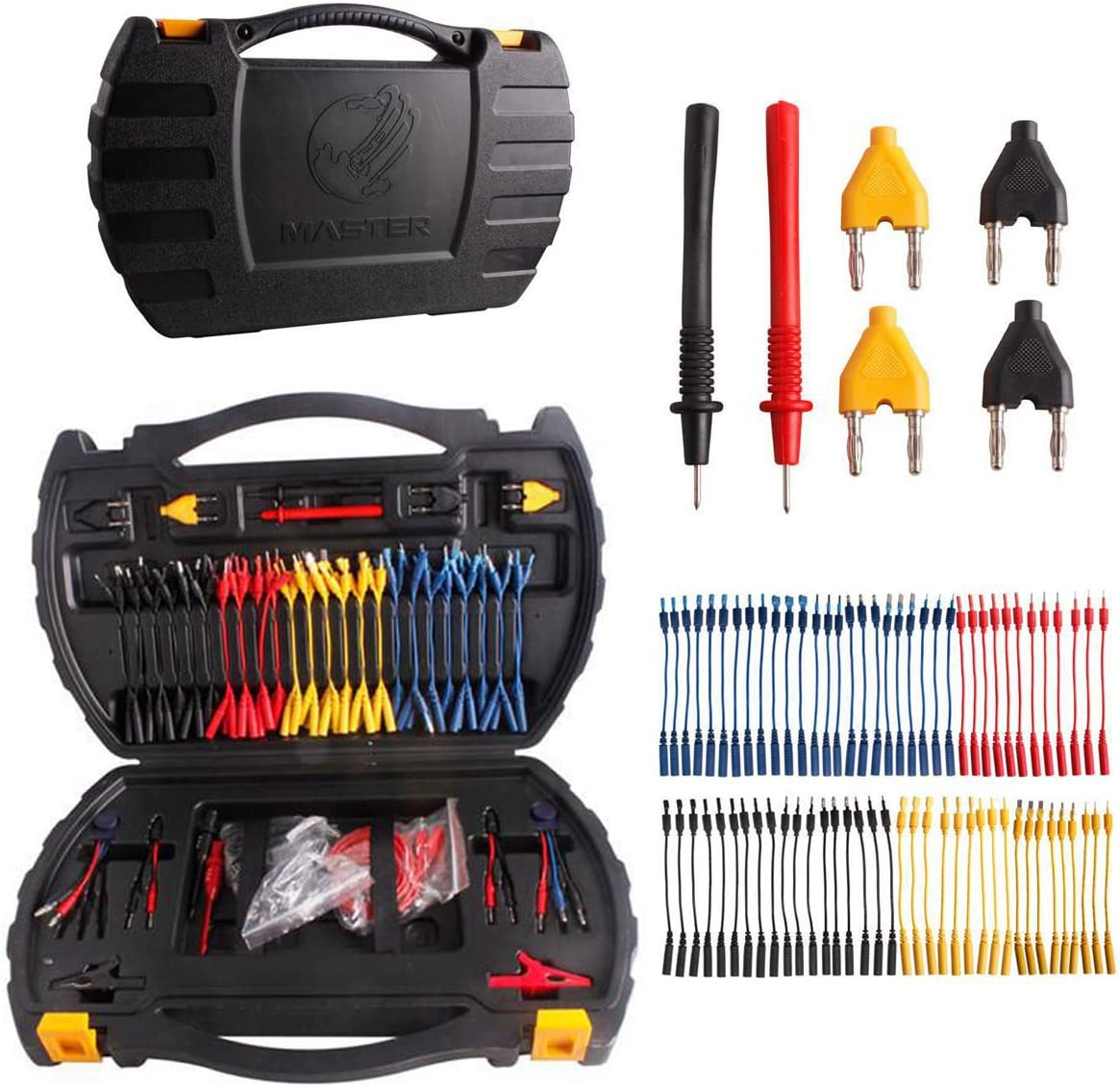 MST-08 Automotive Multifunction circuit test wiring accessories diagnostic cable