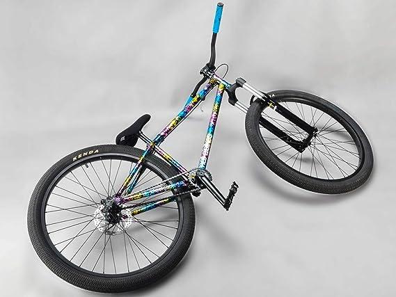 Mafiabikes Blackjack D - Rueda para Bicicleta (66 cm, 26 Pulgadas ...