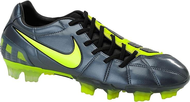 No complicado por favor confirmar Perth  Amazon.com: Nike Total90 Laser III FG – mtli blu/Neon Grn/BLK Fútbol Sho  Plumín de US 6: Shoes