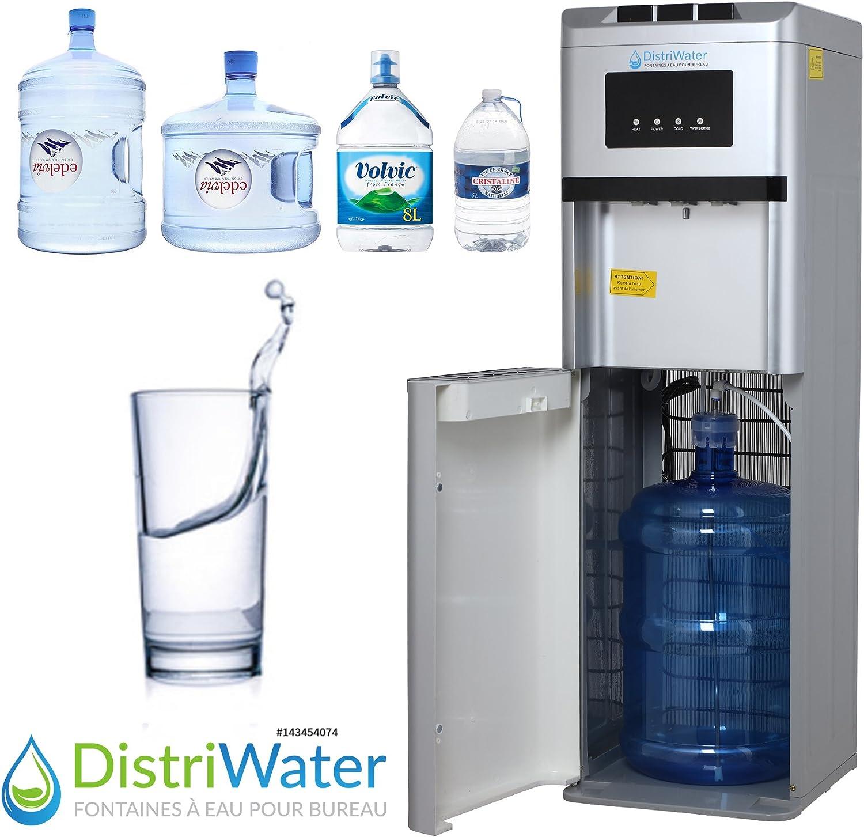Distriwater - Dispensador de agua fría o caliente. Fuente de agua ...
