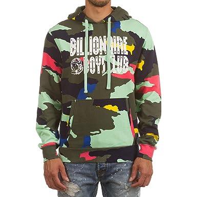 5bbc1612e86 Amazon.com  Billionaire Boys Club BB Runner Hoodie in Hemlock 881 ...