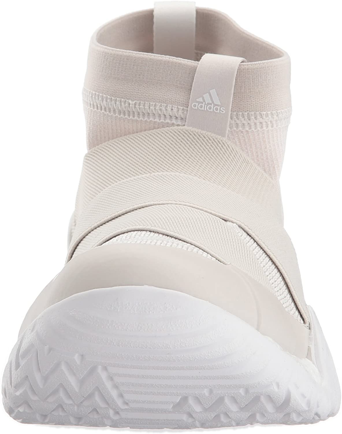adidas Femmes Pureboost X Trainer 3.0 LL Chaussures Athlétiques Chalk Pearl/Crystal White/White