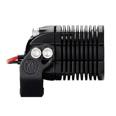 KC HiLiTES 1269 FLEX 10W Single LED Light: Automotive