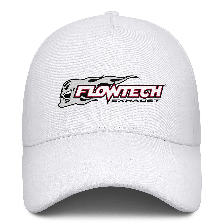 COOLGOOD Details About Flowtech Headers Mens Cotton Baseball Cap Women Cool Mesh Cap