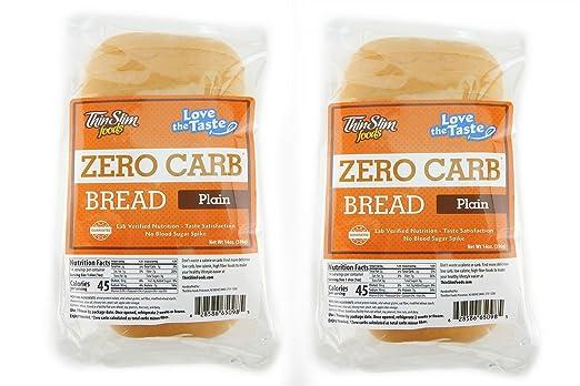 Pan de bajas calorías, ama-el-sabor de ThinSlim Foods ...