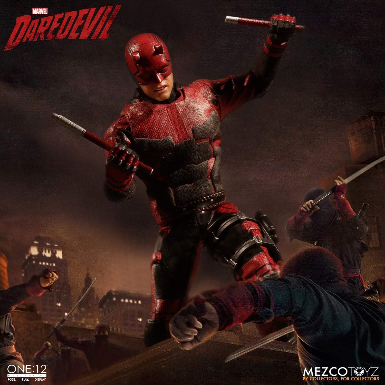 Mezco One:12 Collectif Netflix Daredevil