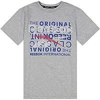 Reebok Camiseta Big Heritage Camiseta Niños
