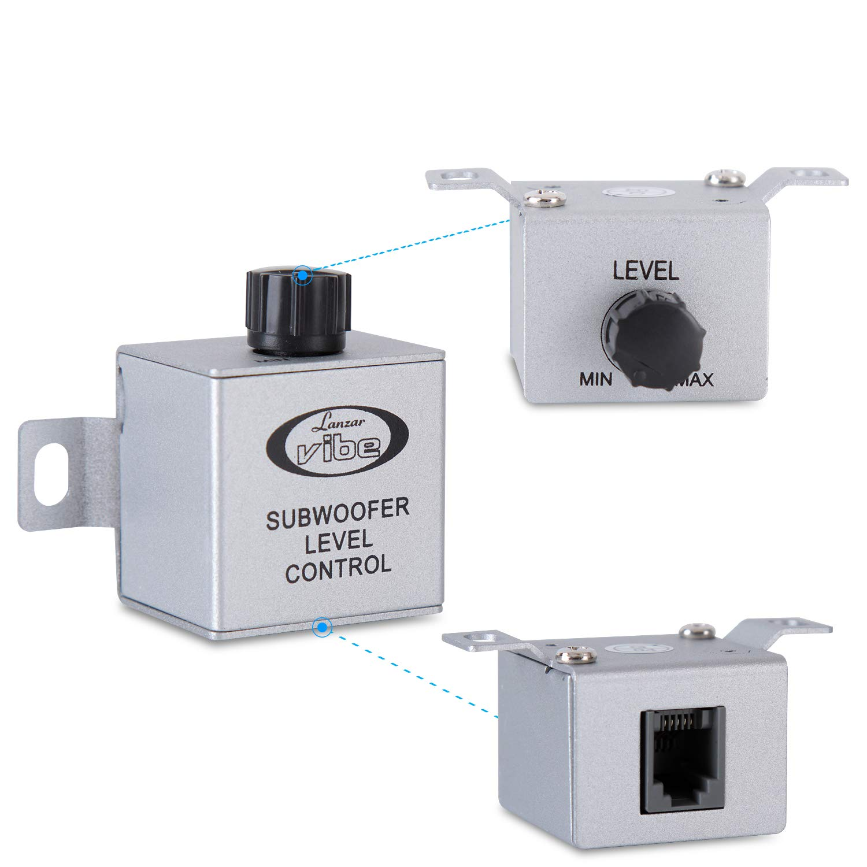 Lanzar Vibe422 Vibe 2000w 4 Channel Mosfet Car Amplifier Amazonco Pb717x 1000watt 2channel Bridgeable Electronics