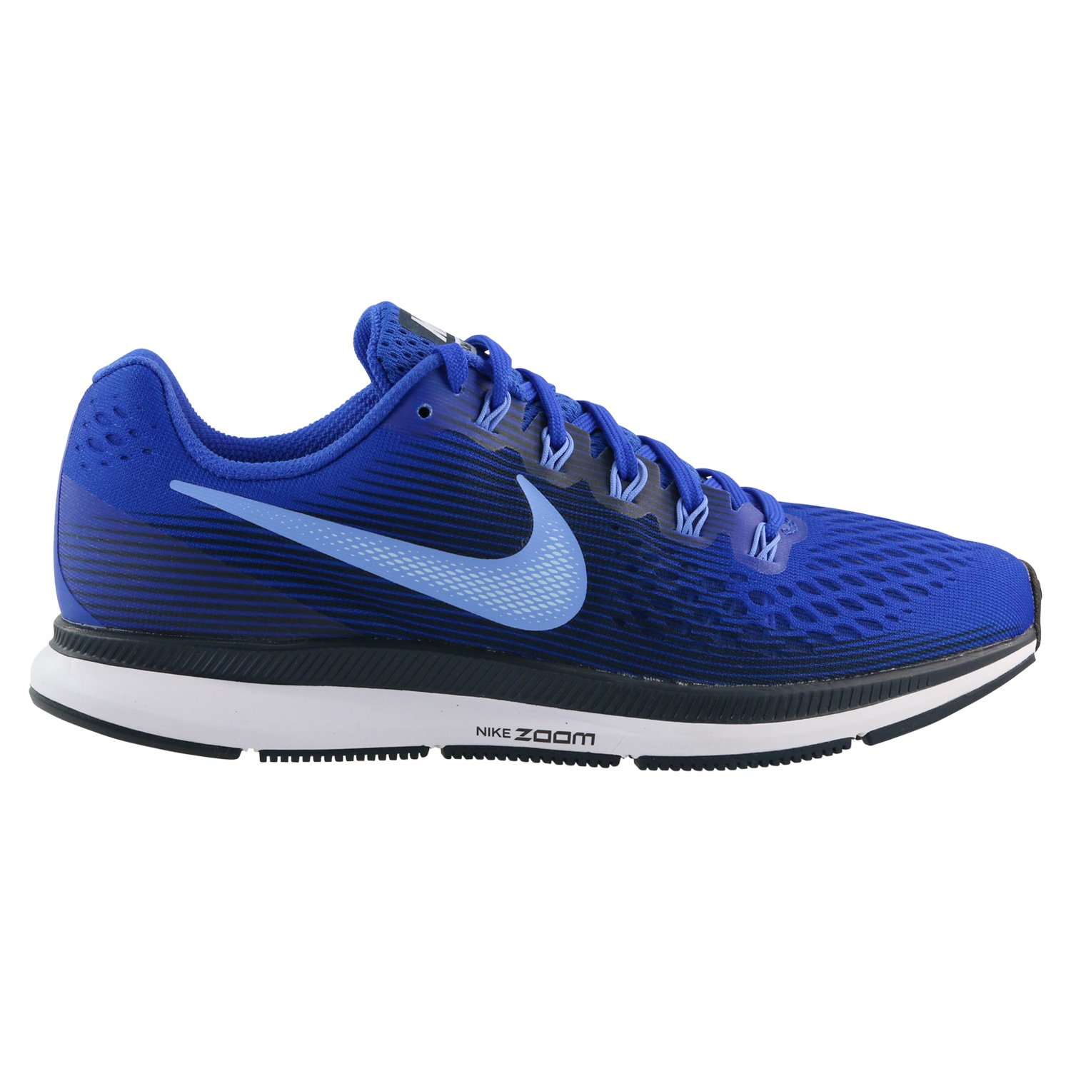 796a556a26990 NIKE Men's Air Zoom Pegasus 34, Hyper Royal/Royal Pulse, 6 M US