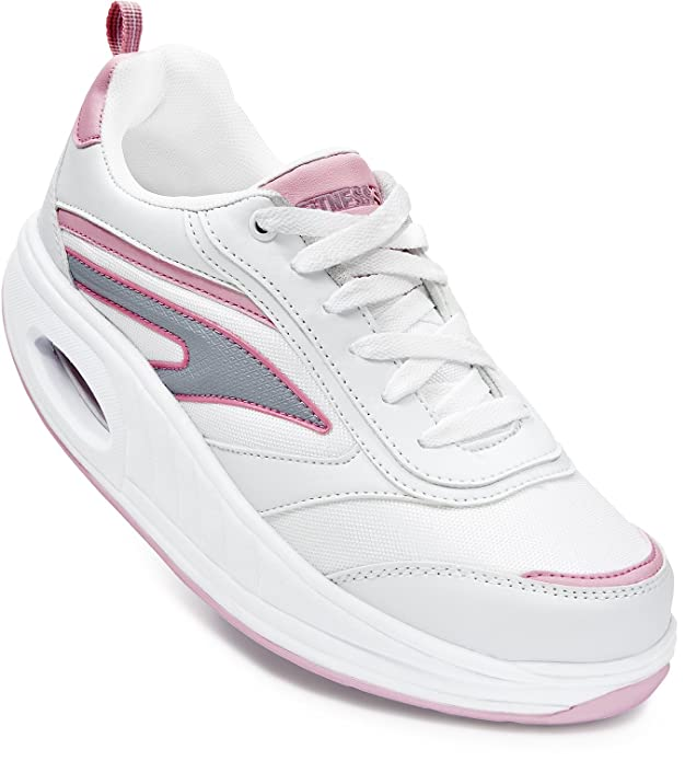 Fitness Step Classic Training - Zapatillas tonificadoras para ...