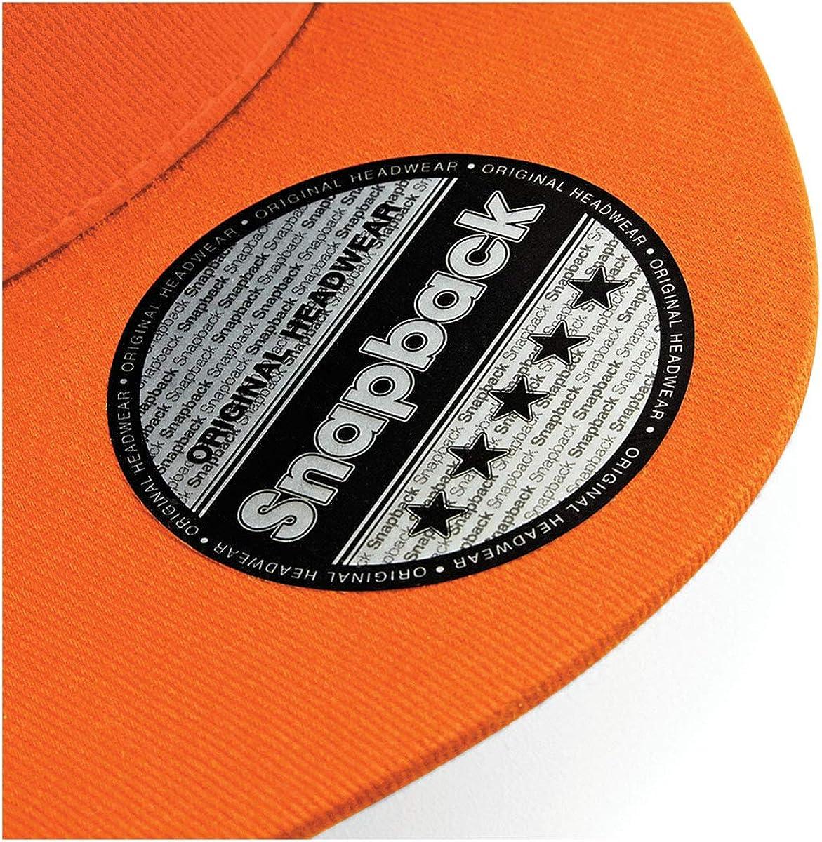 Beechfield Unisex Rapper Cap B610 Panel Snapback