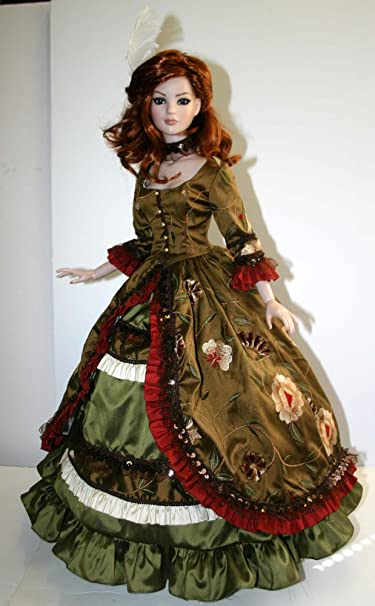Amazon.com: Opulent Gown Pattern for 22