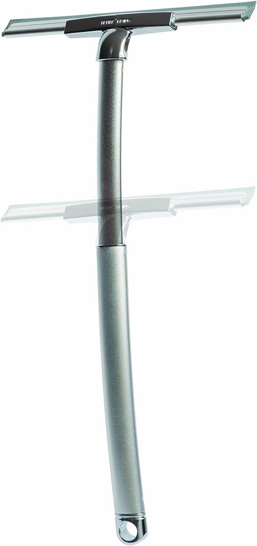 Télescopique Fenêtre Essuie-Glace Set avec Combi Fenêtre Extracteur et alu Tube Télescopique 4 m