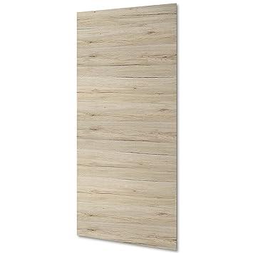 Bekannt Holz-Schiebetürblatt Eiche San Remo 880x2035 mm Tür-Blatt Holztür TE47