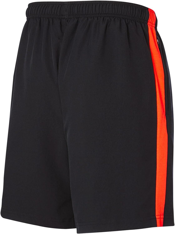 Liverpool Woven Training Shorts Black