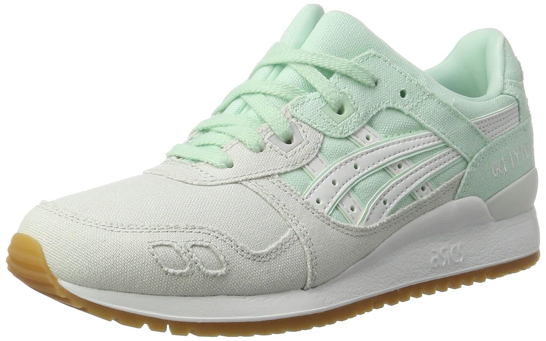 Asics Gel-Lyte III, Zapatillas para Mujer 41.5 EU|Multicolor (Bay/White)