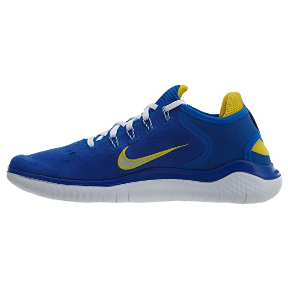 3429ad3bf3c48 Amazon.com  Nike Free Rn 2018 DNA Mens Ah7870-400 Size 9.5  Sports    Outdoors