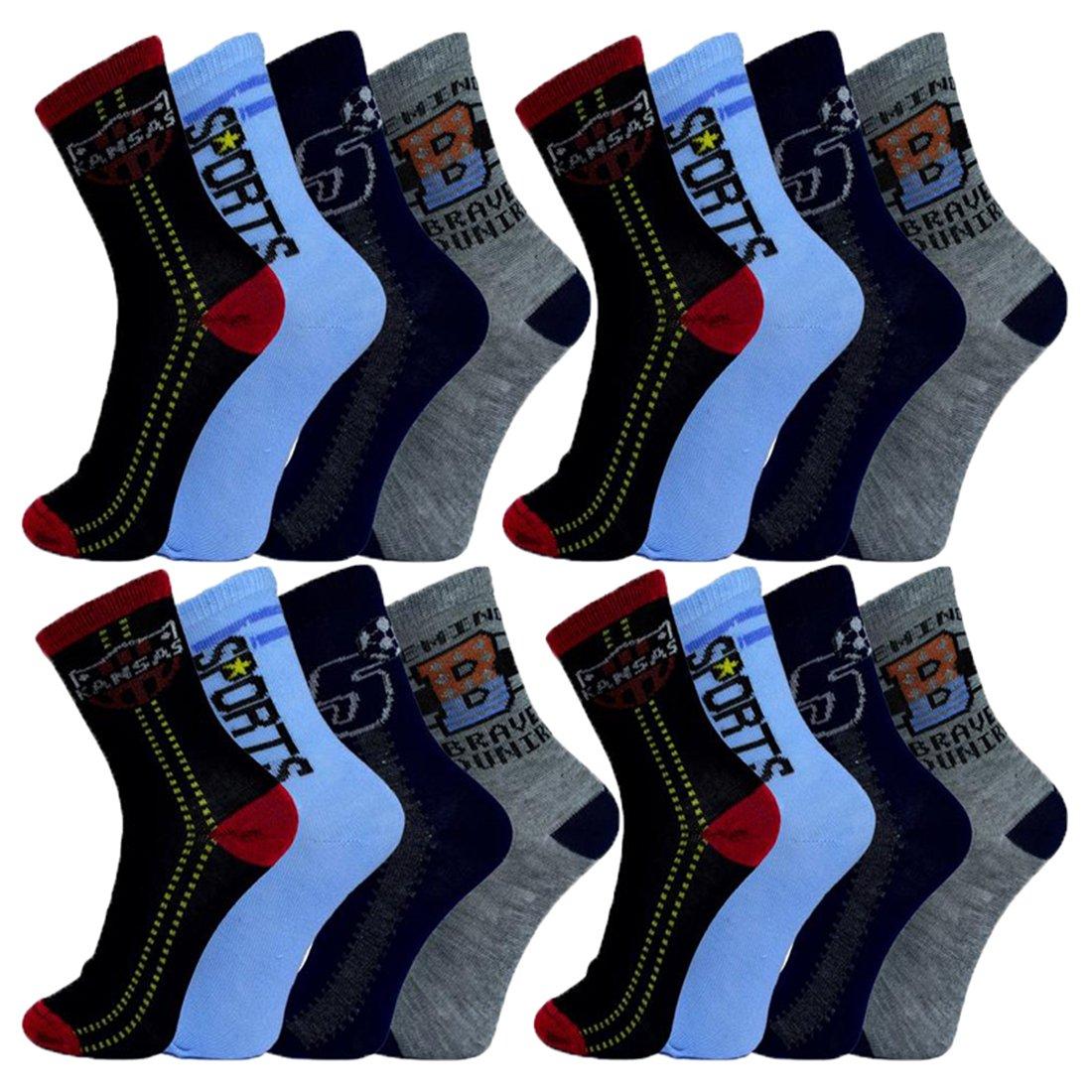 10 Stück Jungen Sneaker Socken Größe 24-39 Alle Preise inkl. gesetzlicher Mehrwertsteuer HR-397