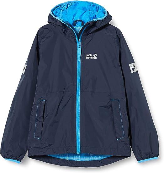 jack wolfskin akka jacket kinder regenjacke