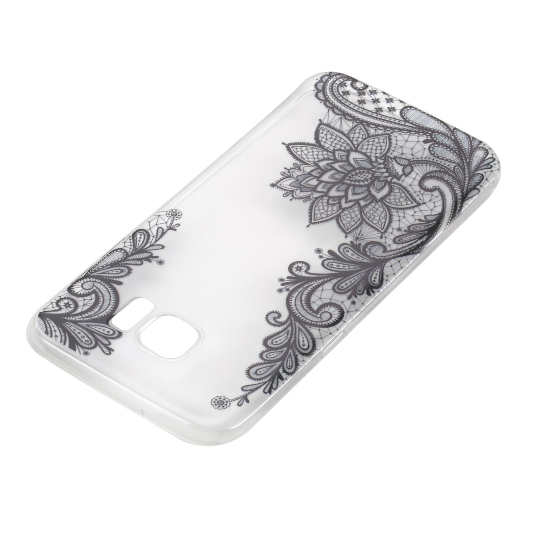 Ultra Mince Souple L/éger Silicone Antichoc /Étui Clair Couverture Arri/ère pour Samsung Galaxy S7 Papillon Color/é Misteem Coque Galaxy S7 Cristal Transparent