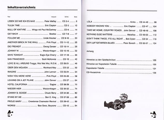 Peter bursch s Song libro para guitarra 1 – Sobre la Colección de ...