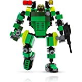 マイビルド (MyBuild) ブロックメカフレームシリーズ 可動フィギュア- 森林トルーパー MF05-G01