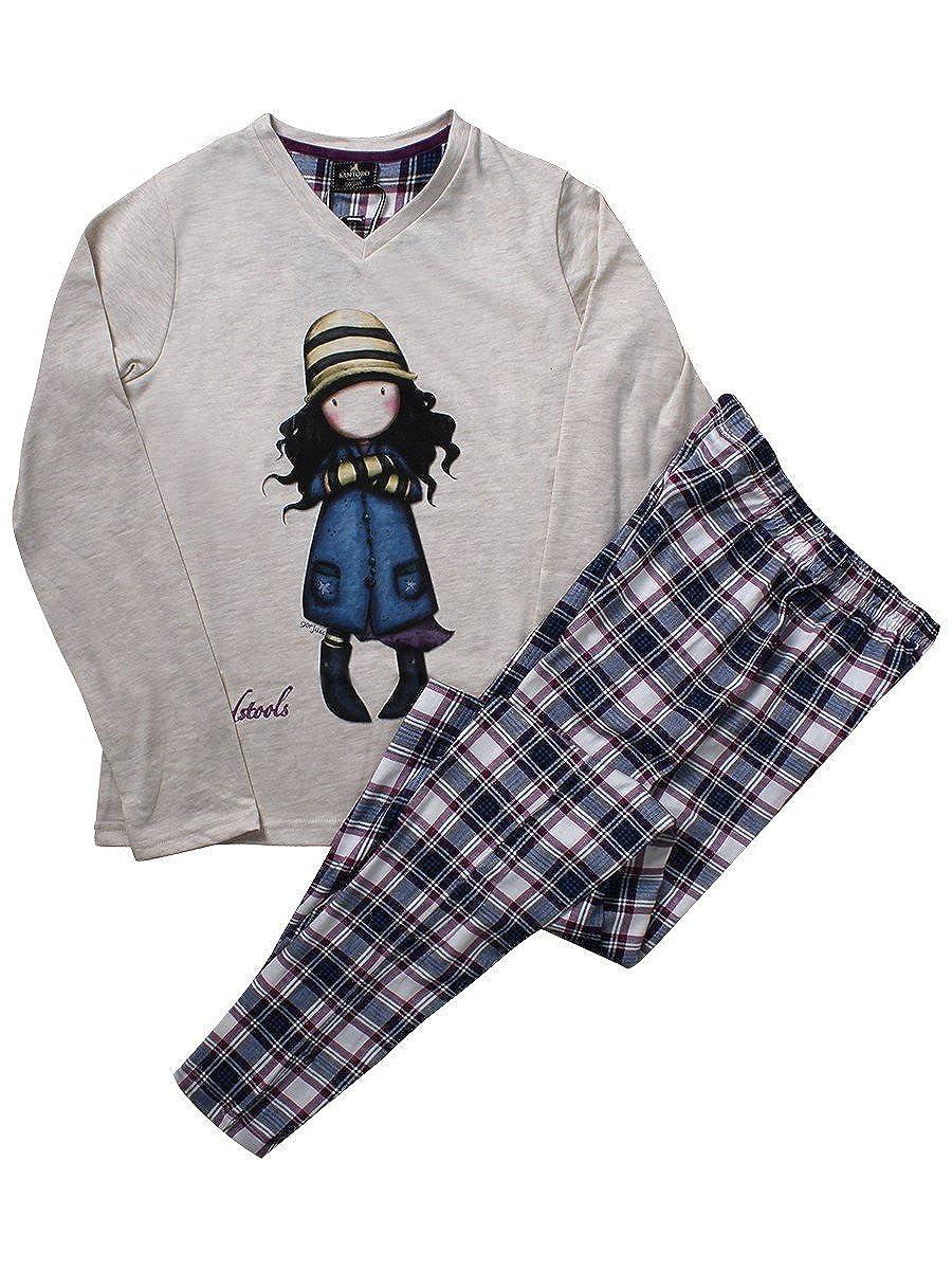 Santoro - Pijama London Beige