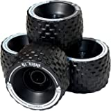 MBS All-Terrain Longboard Wheels