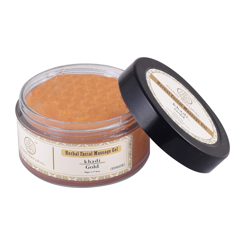 Buy KHADI NATURAL Ayurvedic Gold Face
