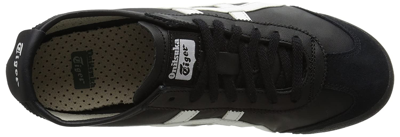 Onitsuka Tiger Mexico 66 Fashion Sneaker B00I5JGV1U 9 M US US Women / 7.5 M US US Men|Black/White 9cba8f