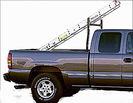 Truck Pipe Rack >> Amazon Com Econo Adjustable Truck Ladder Rack Lumber Pipe Rack