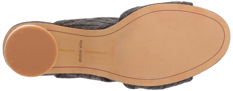 Dolce Vita Women's Jene Slide Sandal B077QN3VLB 7.5 B(M) US|Ash Denim