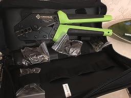 paladin tools pa4802 crimpall 8000 series crimper broadcast kit diy tools. Black Bedroom Furniture Sets. Home Design Ideas