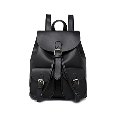 9c15691c8dcf Amazon.com: CoolivesWomen's Backpack in Soft PU Leather Fashion ...