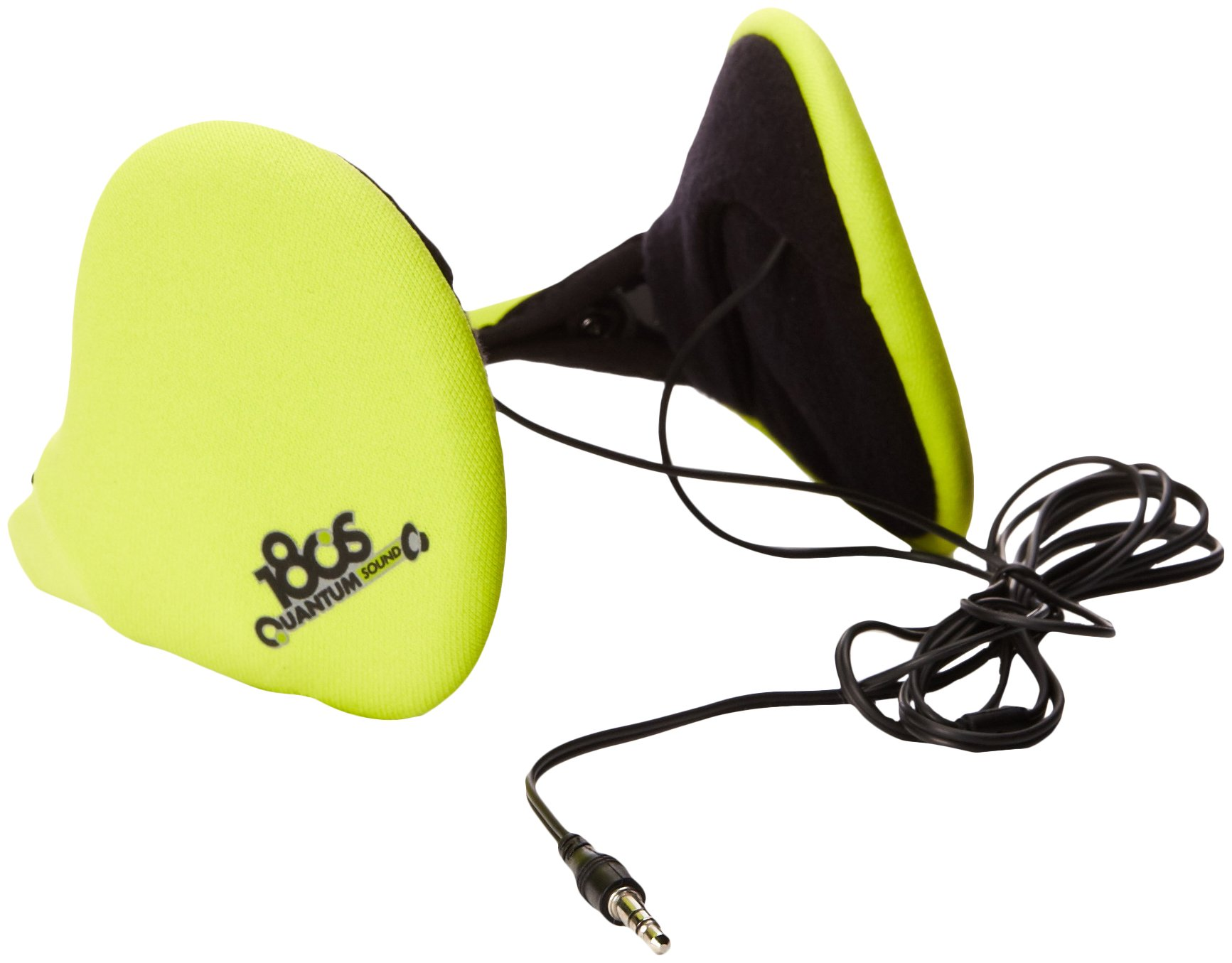 180s Exolite Sonic Ear Warmer, Lime Punch, One Size