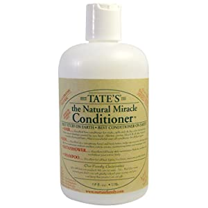 Tate's The Natural Miracle - Tate's Natural Miracle Conditioner - 18 fl oz
