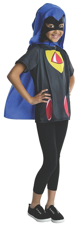 Child Large Rubies Teen Titans Go Raven Costume