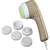 Ozomax 6 In 1 Deep Heat Therapy Body, Face, Scalp, Knee Thermal Massager Vibrator