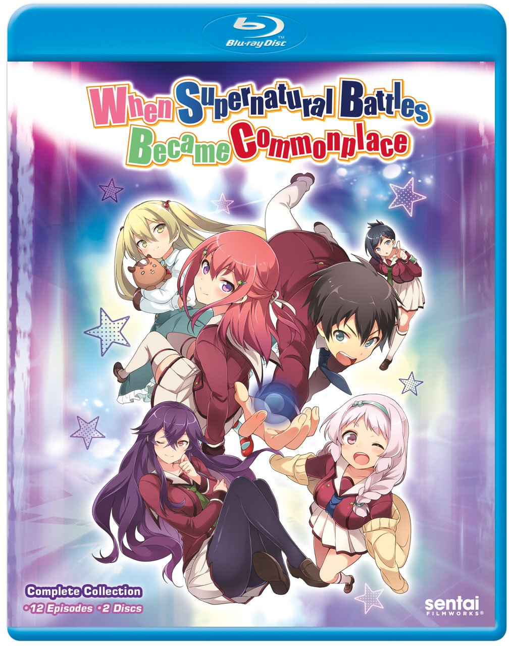 Amazon Com When Supernatural Battles Became Commonplace Blu Ray