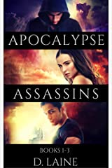 Apocalypse Assassins: The Complete Series Kindle Edition