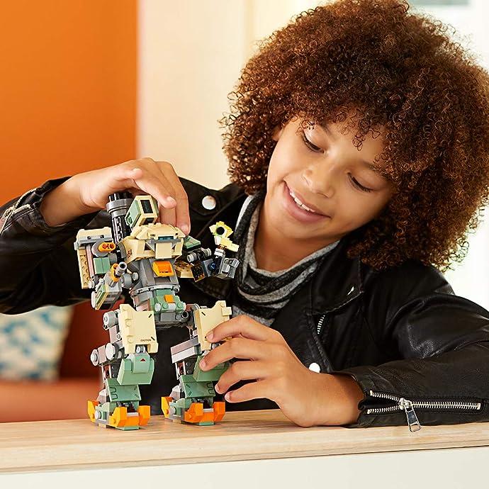 LEGO 乐高 守望先锋系列 75974 堡垒和小鸟妮妮 积木玩具 6.4折$31.99史低 海淘转运到手约¥275