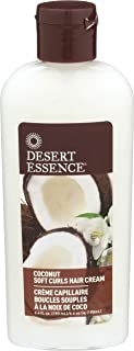 product image for Desert Essence Coconut Soft Curls Hair Cream - 6.4 fl oz