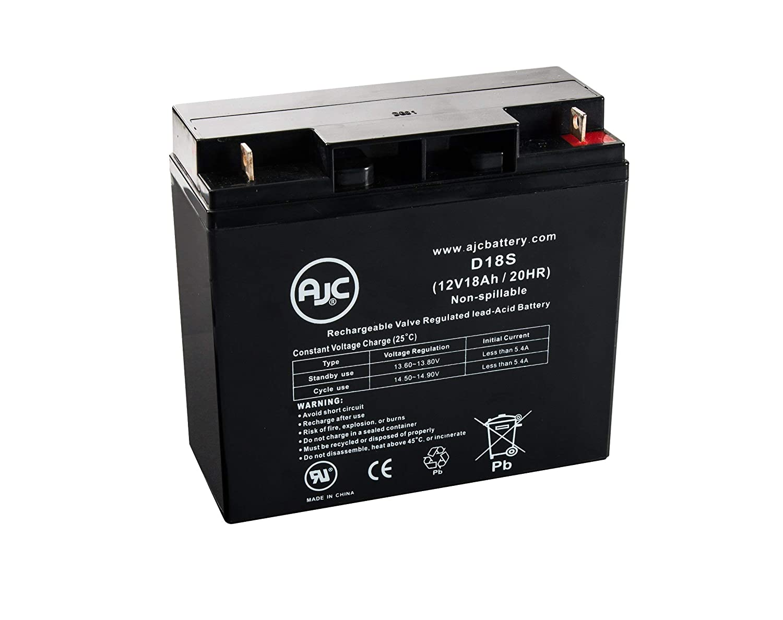 X-treme XA-750 XA750 17ah-20ah version ATV 12V 18Ah Scooter Battery - This is an AJC Brand Replacement AJC Battery
