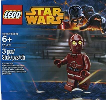 Image result for lego star wars promo figure""