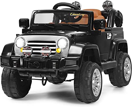 1953 willys pick up wiring schematic amazon com costzon ride on jeep car  12v 2wd powered truck  costzon ride on jeep car  12v 2wd