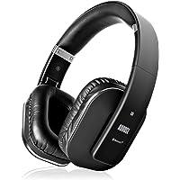 Bezprzewodowe słuchawki wokółuszne Bluetooth - August EP650 z aplikacją do spersonalizowanego sterowania dźwiękiem…