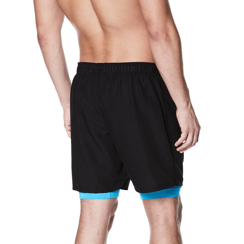 Nike Mens 5.5 Shift 2-in-1 Training Shorts